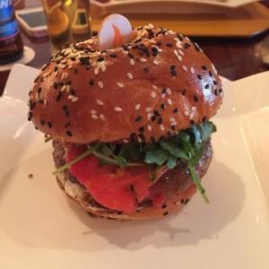 The honeymoon (including Gordon Ramsay burgers) is over!